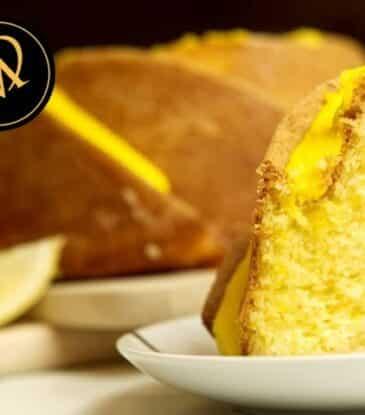 Zitronen Gugelhupf – einfach lecker