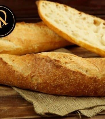 Baguette – wie beim Franzosen