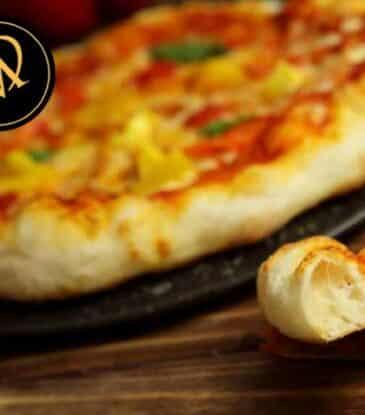 Pizzateig mit 48 Stunden Reifung