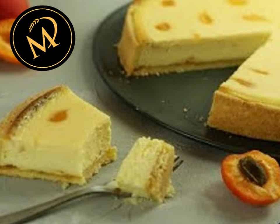 Aprikosen Cheese Cake - Rezept Marcel Paa