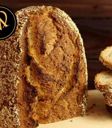 Fünf Felder Brot – einfach gesund