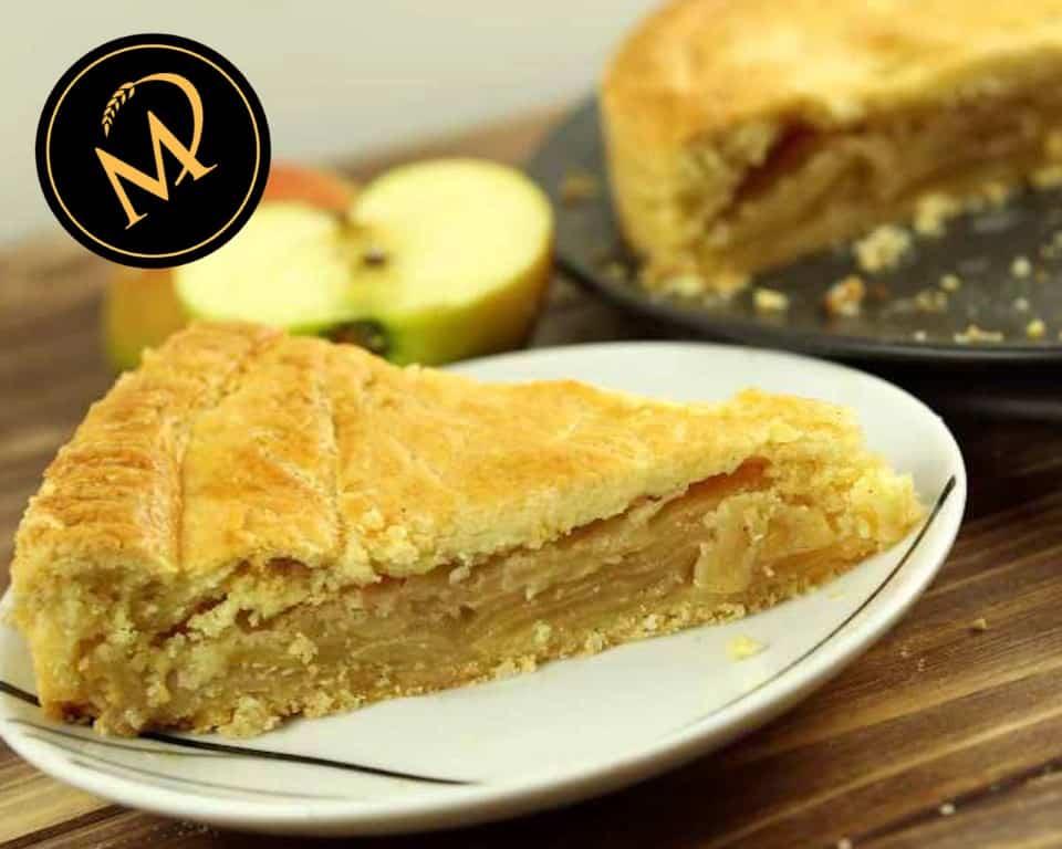 Gedeckter Apfelkuchen - Rezept Marcel Paa