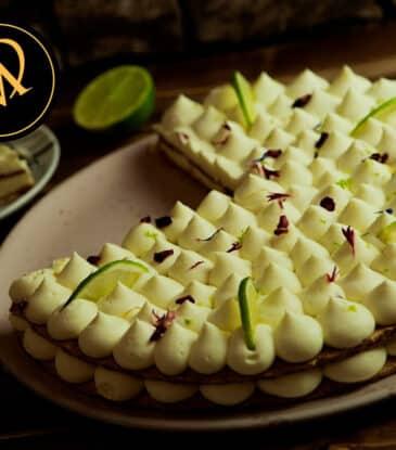 Limetten Torte – einfach köstlich