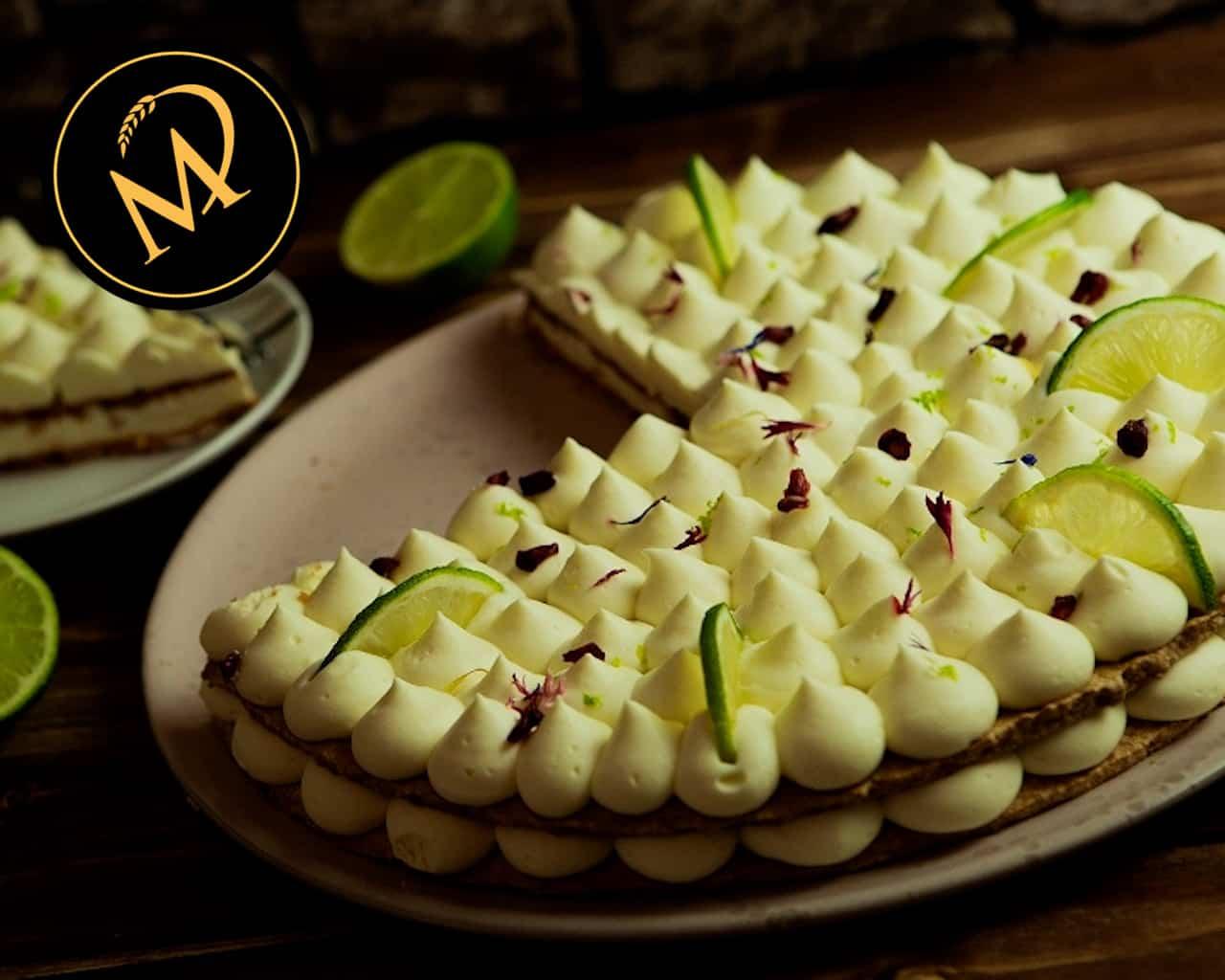 Limetten Torte - Rezept Marcel Paa