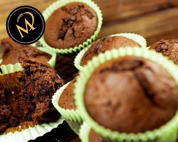 Schokoladen Muffins - Rezept Marcel Paa