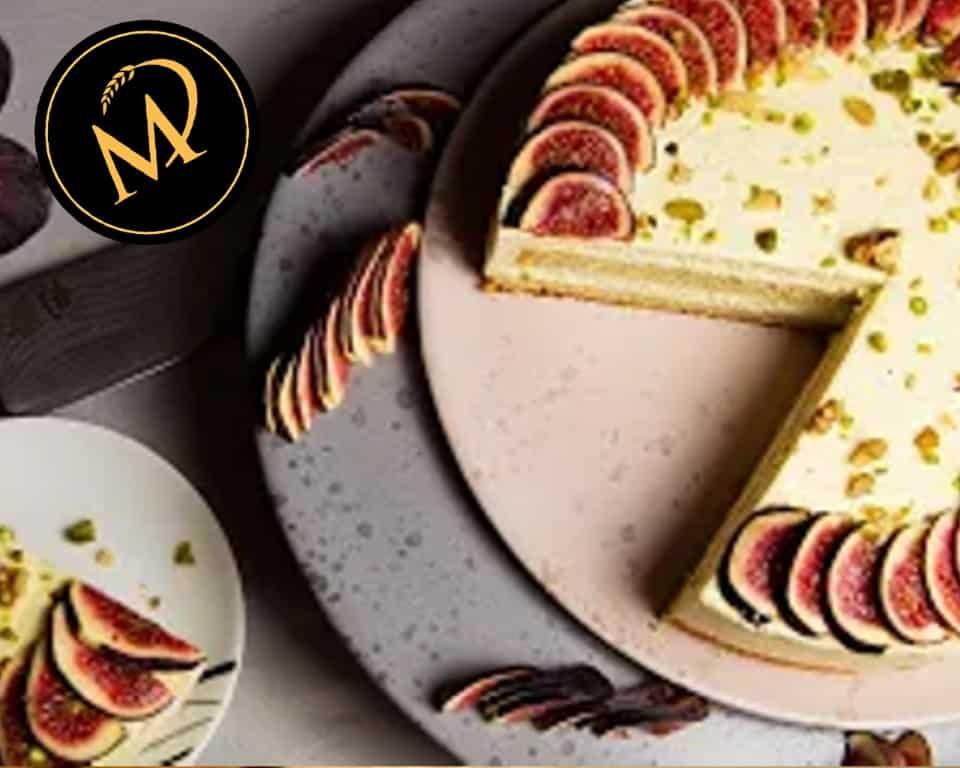 Feigen Haselnuss Torte - Rezept Marcel Paa