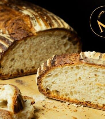 Landkrusten Brot – einfach knusprig
