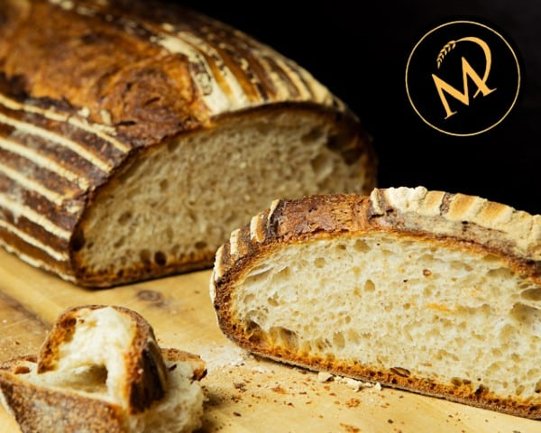 Landkrusten Brot - Rezept Marcel Paa