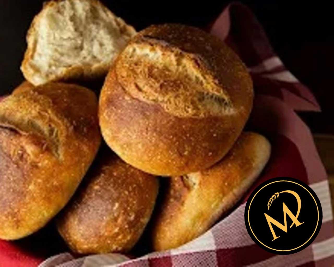 No knead Knusper Semmel - Rezept Marcel Paa
