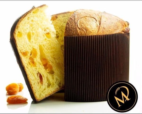 Panettone mit Aprikosen - Rezept Marcel Paa
