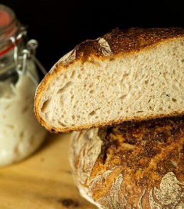 Roggenmisch Krusten Brot