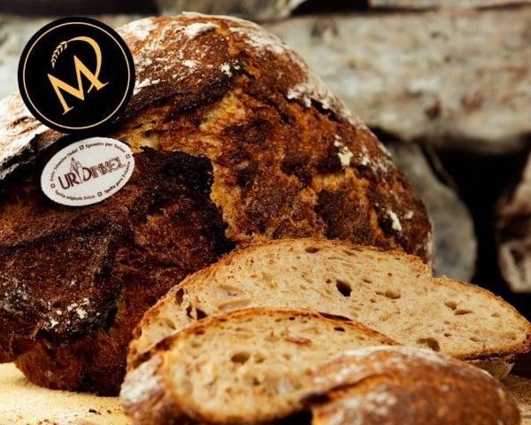 UrDinkel Sauerteig Brot - Rezept Marcel Paa