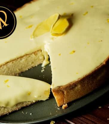 Zitronen Tarte  – Lemon Tart