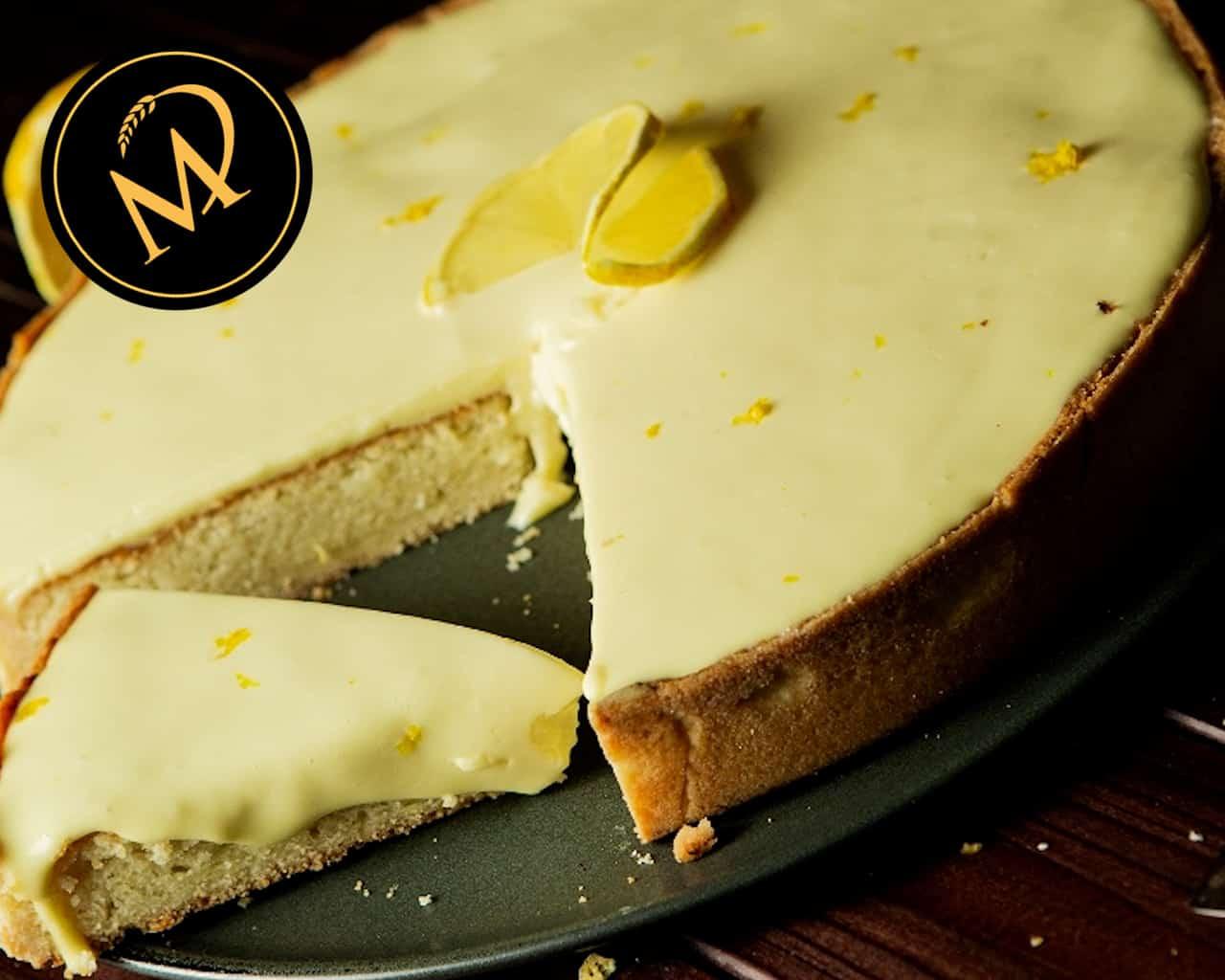 Zitronen Tarte - Lemon Tart - Rezept Marcel Paa