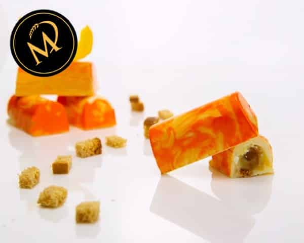 Orangen Lebkuchen Pralinen - Rezept Marcel Paa
