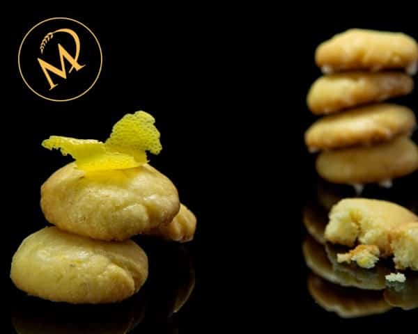 Zitronen Kekse - Rezept Marcel Paa