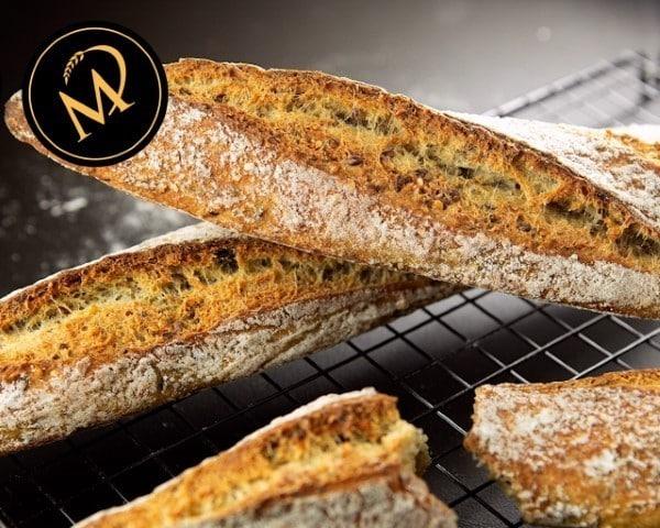 Multisaaten Baguettes - Rezept Marcel Paa