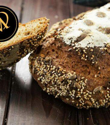 9 Korn Brot – einfach gesund