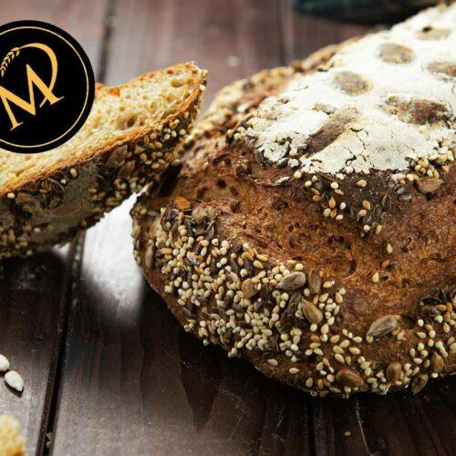 9 Korn Brot