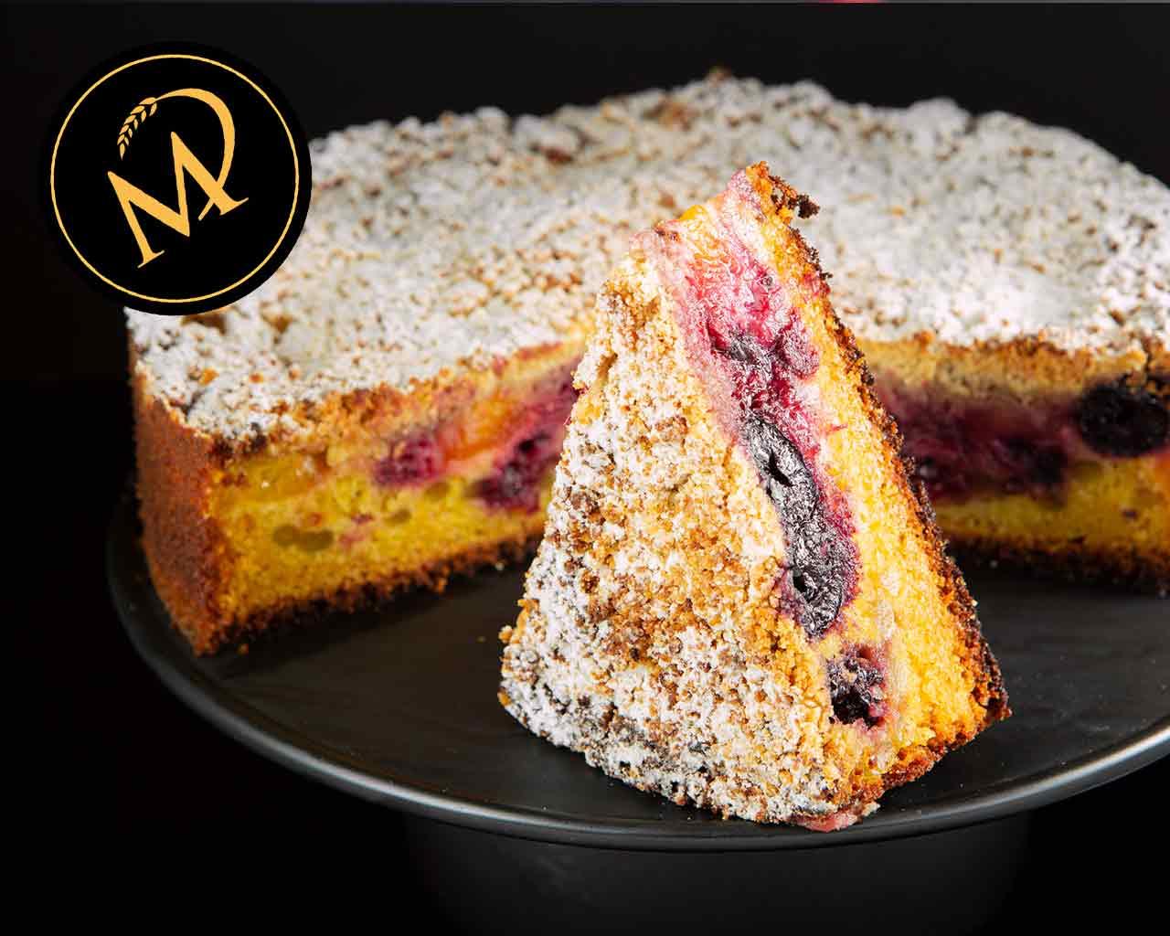 Multifrucht Streusel Kuchen