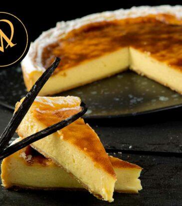 Vanille Flan – Pudding Kuchen