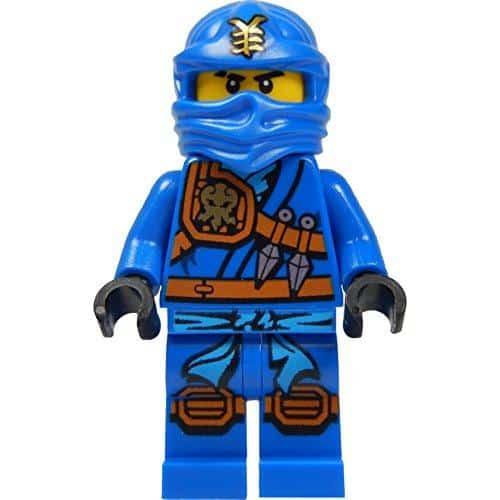 Vorlage Ninjago Blau