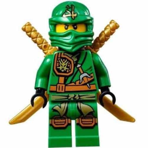 Vorlage Ninjago Grün