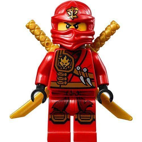 Vorlage Ninjago Rot