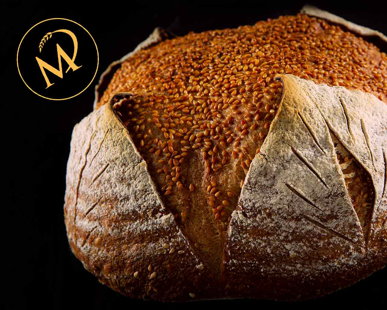 Madre Sesam Brot