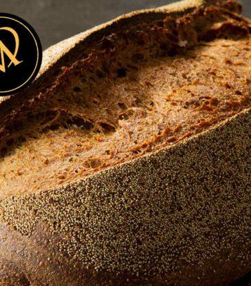 Teff Weizen Brot – einfach lecker