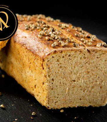 Kein Aufwand Brot – einfach lecker