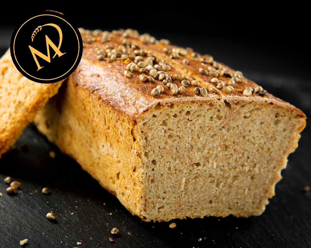 Kein Aufwand Brot