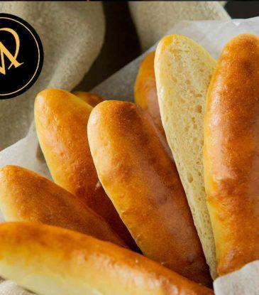 Hot Dog – Sandwich Brötchen