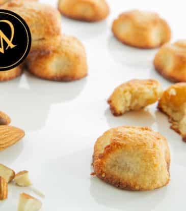 Amaretti – zuckerreduziert