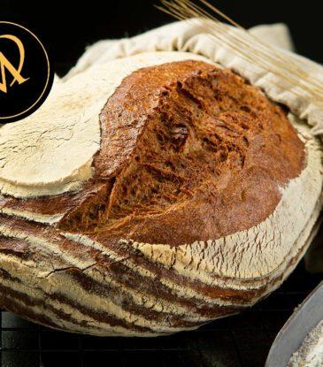 12 Std. No Knead Bread