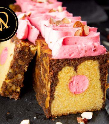 Travel Cake mit Johannisbeeren